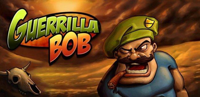 El juego Guerrilla Bob llega a Android