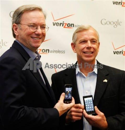 Mas de la alianza entre Google y Verizon