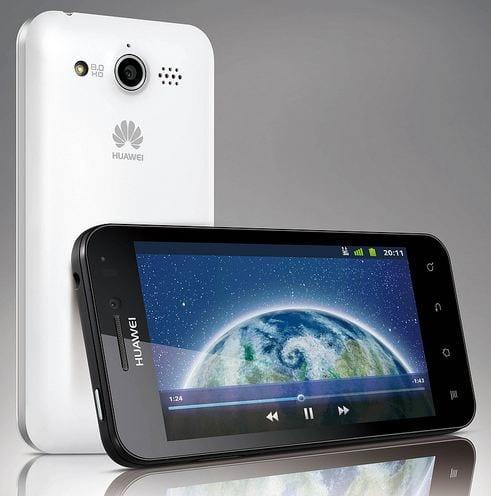 Huawei lanza un smartphone de gama media