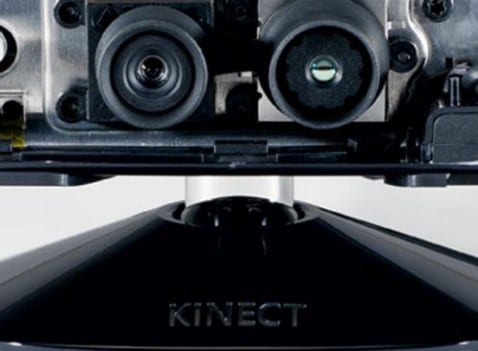 Doble Cámara Kinect