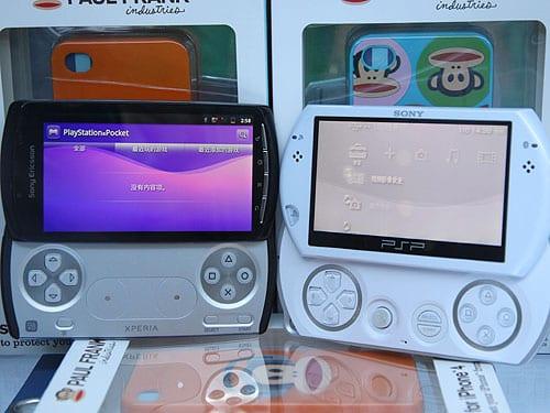 Sony quiere tener juegos exclusivos para su Xperia Play