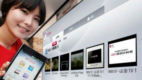 LG en tres dispositivos