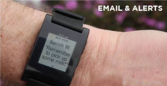 Pebble E-mail
