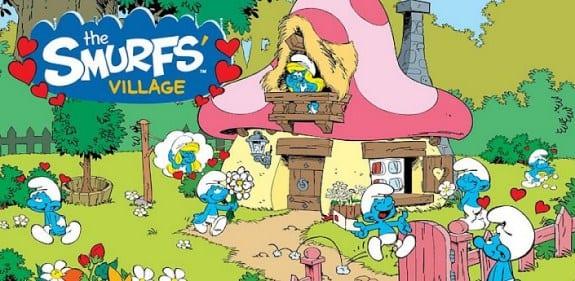 descarga Smurfs Village para Android desde el Android market