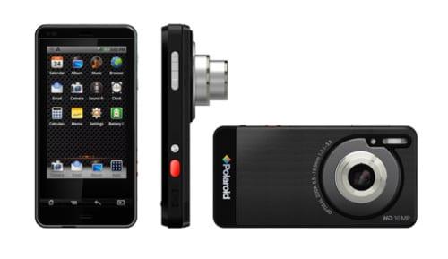 Polaroid nos soprende con una cámara compacta con Android