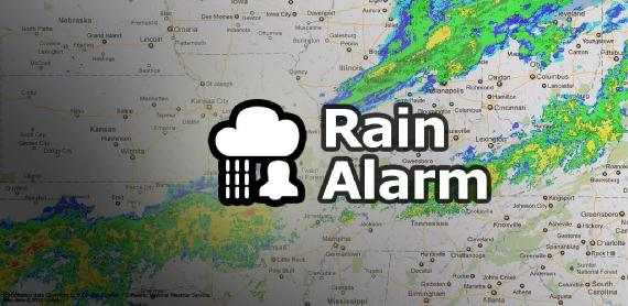 Rain Alarm para Android
