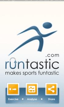 pantallazo Runtastic Pro