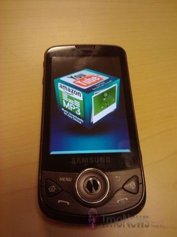 Samsung Behold II, nuava Info
