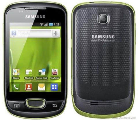 Samsung Galaxy Mini, lanzamiento