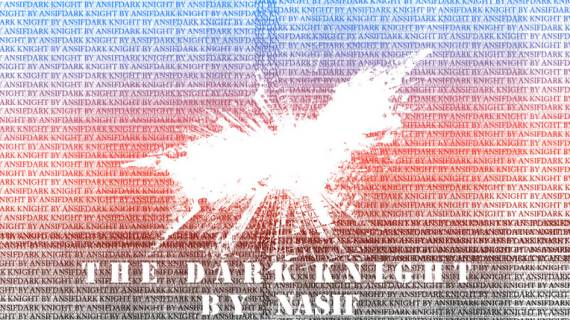Logo Dark Knight by Nasif