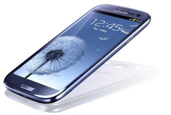 Presentación del Samsung Galaxy S3