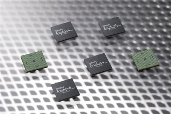 Procesador cuatro núcleos de Samsung para su Galaxy S3