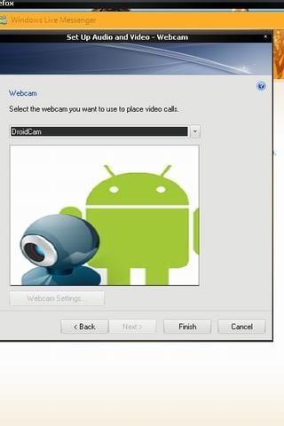 DroidCam v.2.0, convierte tu móvil Android en una webcam