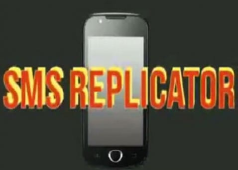 Secret SMS Replicator