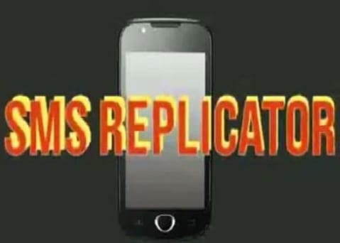 Secret SMS Replicator