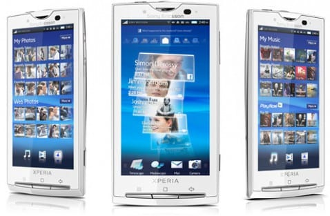Sony Ericsson Xperia X10 se actualiza a Android 2.3 Gingerbread