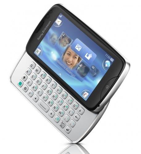 Sony Ericsson TXT Pro, un smartphone para amantes de las redes sociales