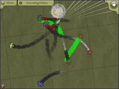 SteamBirds: Interesante juego de aviones para Android