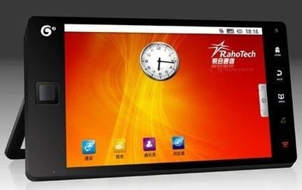 Tablet PC de China Mobile con Android