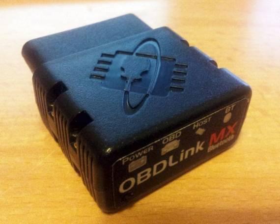 Adaptador bluetooth para torque